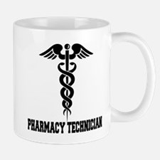 Pharmacy Tech Caduceus Mug