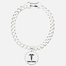 Pharmacy Tech Caduceus Bracelet