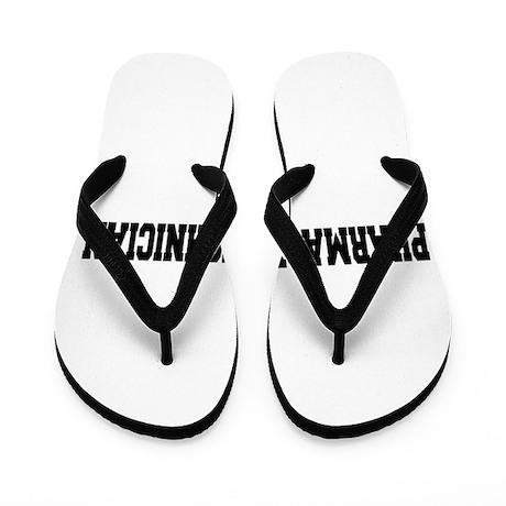Pharmacy Technician Flip Flops