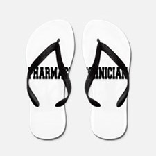 Pharmacy Technician Flip Flops
