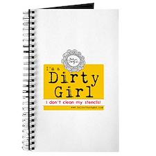 Dirty Girl Merchandise Journal