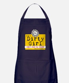 Dirty Girl Merchandise Apron (dark)