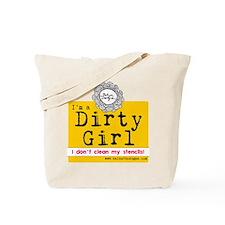 Dirty Girl Merchandise Tote Bag