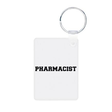 Pharmacist Aluminum Photo Keychain