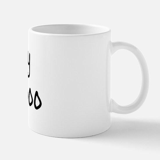 I LOVE MY Jack-A-Poo Mug