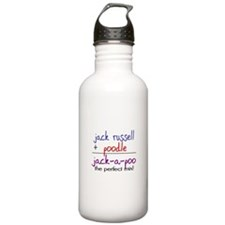 Jack-A-Poo PERFECT MIX Water Bottle