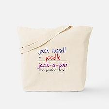Jack-A-Poo PERFECT MIX Tote Bag