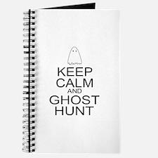 Keep Calm Ghost Hunt (Parody) Journal