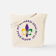 My 1st Mardi Gras Tote Bag