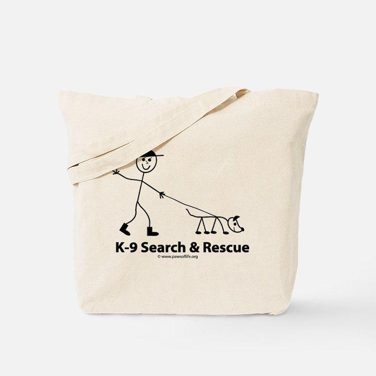 Stick Girls Trailing Tote Bag