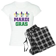 Mardi Gras Gift Pajamas