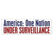 America: One Nation Under Surveillance