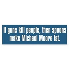 Spoons Make Michael Moore Fat