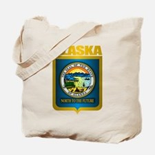 """Alaska Gold"" Tote Bag"