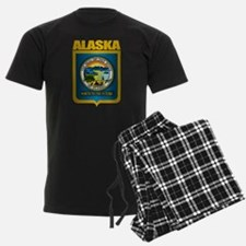 """Alaska Gold"" Pajamas"