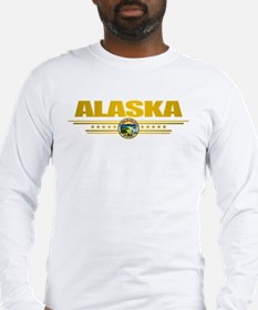 """Alaska Gold"" Long Sleeve T-Shirt"