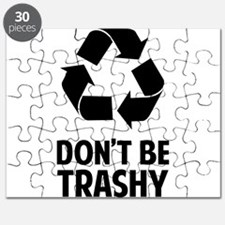 Don't Be Trashy Puzzle