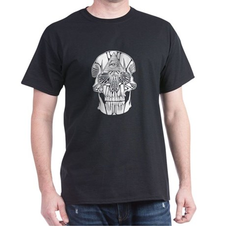 Masonic Innards Dark T-Shirt