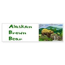 Bear - Bumper Sticker