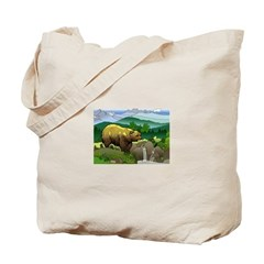 Bear - Tote Bag
