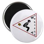 "2.25"" Magnet (100 pack) WorkoFart"