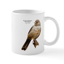 California Towhee Mug