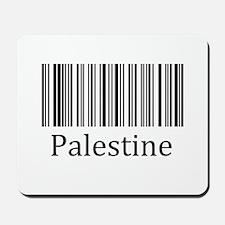 Palestine code Mousepad