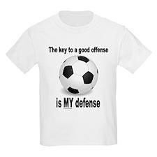 KEY TO GOOD OFFENSE 2 T-Shirt