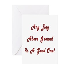 Any Day... Greeting Cards (Pk of 10)