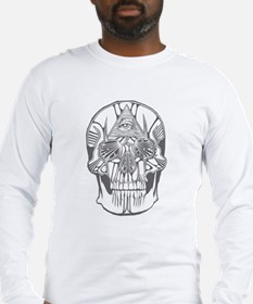 Masonic Innards Long Sleeve T-Shirt