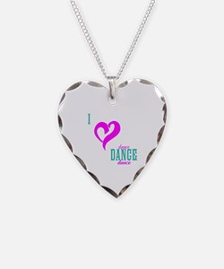 I LOVE DANCE - Necklace