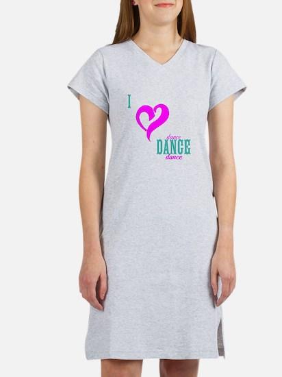 I LOVE DANCE - The DANCE Lounge Nightgown