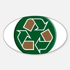 Recycle. Just do it. Decal