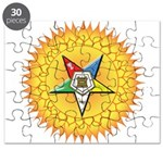 OES In the Sun Puzzle
