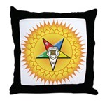 OES In the Sun Throw Pillow