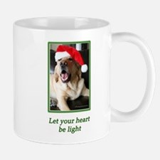 Let Your Heart Be Light Mugs