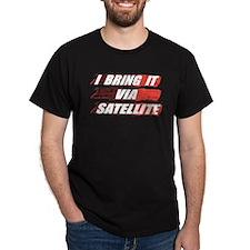 new satellite t shirt T-Shirt