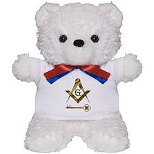 International Freemasons Teddy Bear
