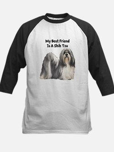 My Best Friend Is A Shih Tzu Tee