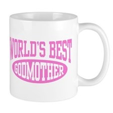 World's Best Godmother Mug