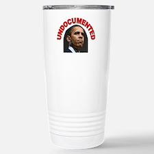 NON CITIZEN Travel Mug