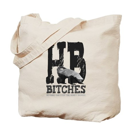 HB Bitches Tote Bag