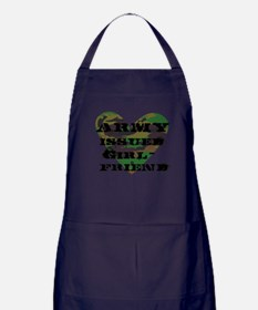 Army Issued Girlfriend Apron (dark)
