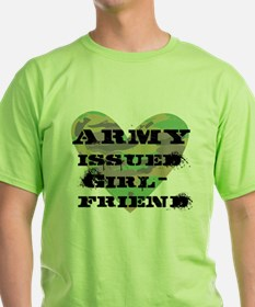 Army Issued Girlfriend T-Shirt