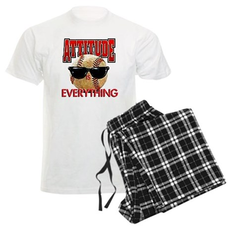 Attitude is Everything Men's Light Pajamas