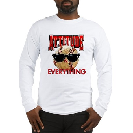 Attitude is Everything Long Sleeve T-Shirt