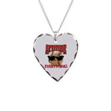 Attitude is Everything Necklace