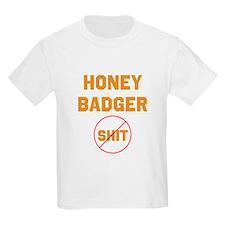 Honey Badger Don't Give a Shi T-Shirt