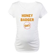 Honey Badger Don't Give a Shi Shirt