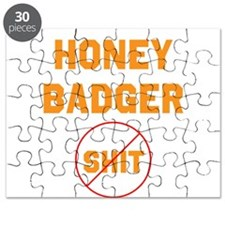 Honey Badger Don't Give a Shi Puzzle